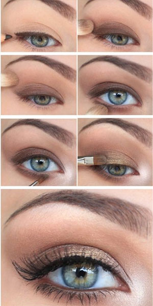 smokey eye toturial