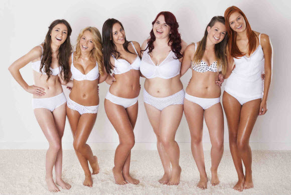 What Lingeries Look Perfect In My Body Shape