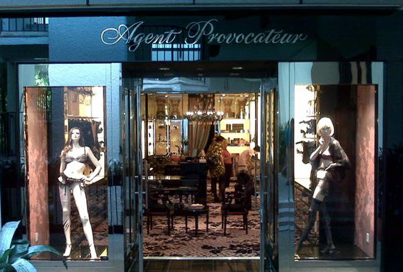 agent provocateur sold to four holdings. Black Bedroom Furniture Sets. Home Design Ideas