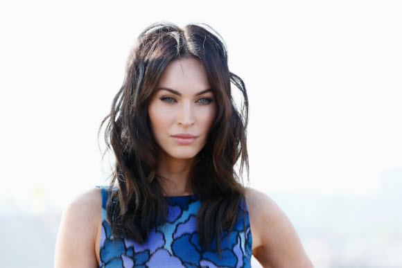 Megan Fox , The New Frederick's of Hollywood Brand Ambassador